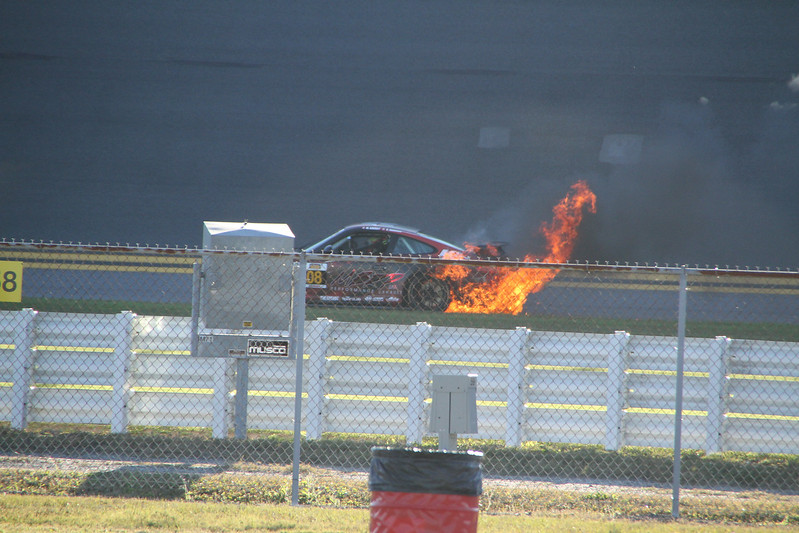 Daytona January 22,2014 Continental Tire Practice Wed.