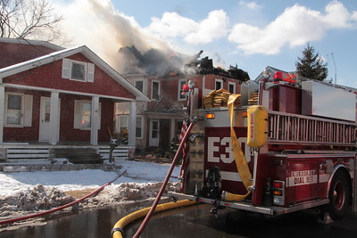 Millville House Fire Feb 20 2-13