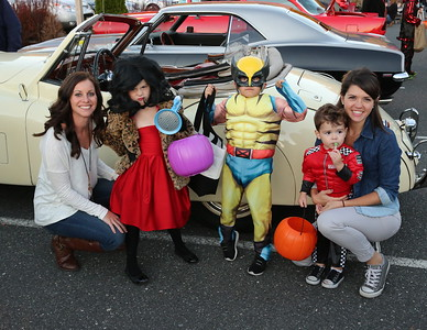 NJMP Trick or Treat 2015